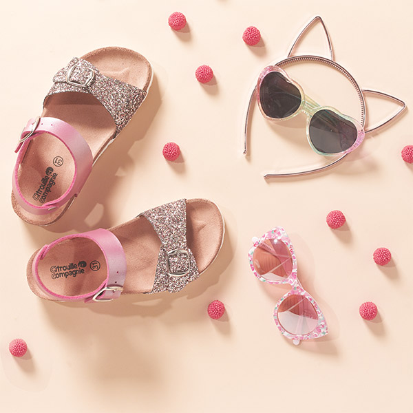 Sandaler Flickor