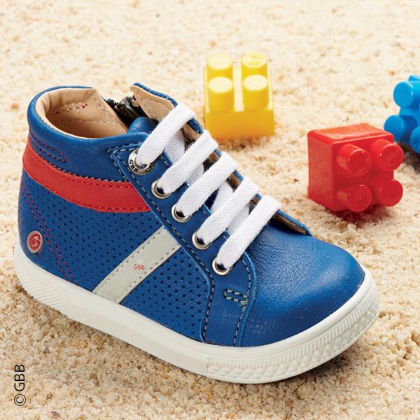 Höga sneakers