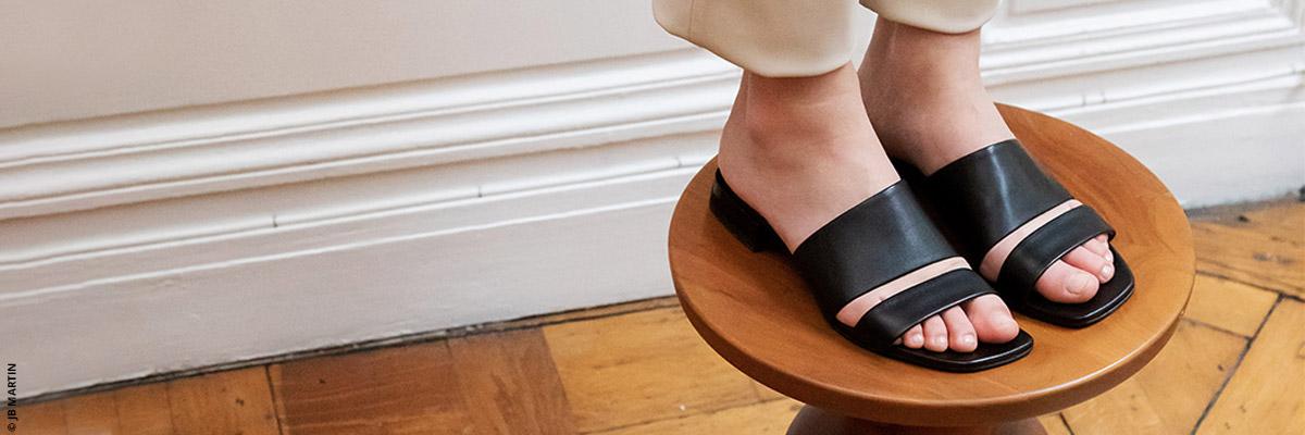 Snygga sandaler
